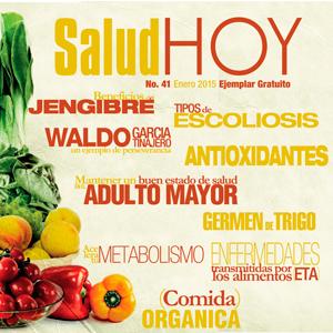 Edición No. 41 SaludHoy