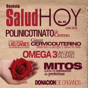 Edición No. 43 SaludHoy