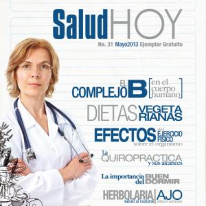 Edición No. 31 SaludHoy