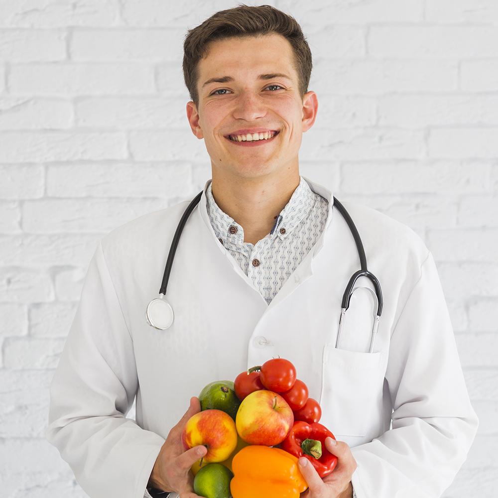 Acudir con un especialista en nutrición es clave para bajar de peso saludablemente