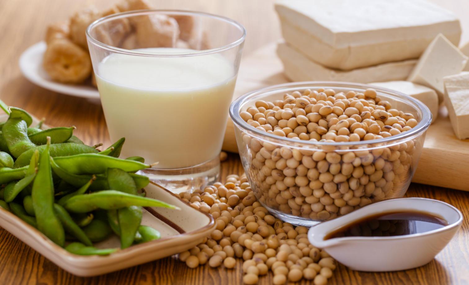 Proteínas de Soya, Beneficios, y Propiedades