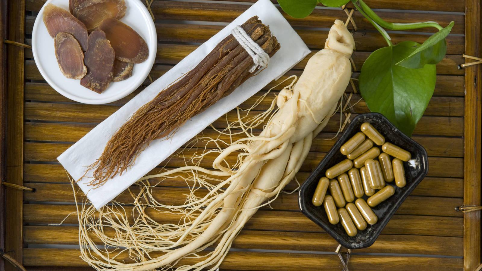 Beneficios del consumo de Ginseng Panax