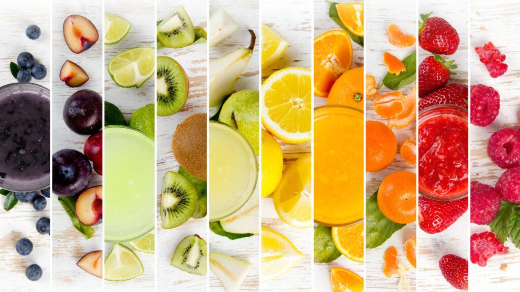 Alimentos que aportan antioxidantes