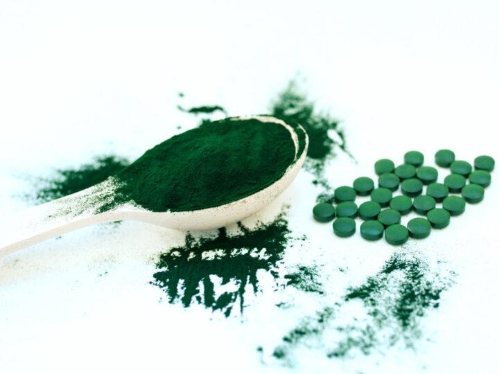 Alga spirulina en la pérdida de peso