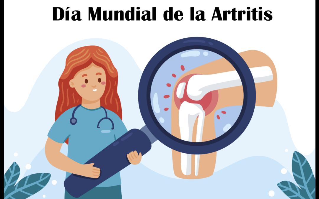 12 de octubre Dia mundial de la artritis